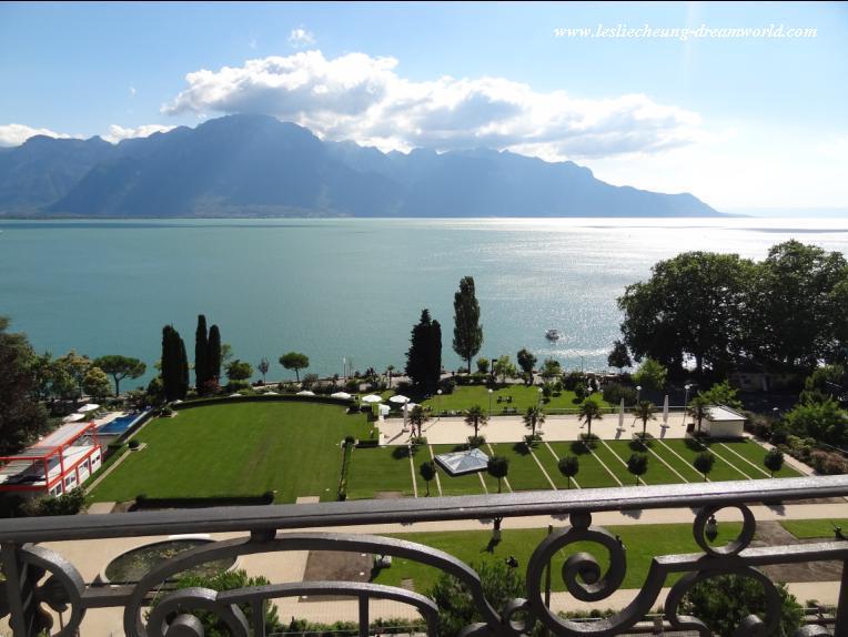 Fairmont Hotel Lake Geneva Switzerland